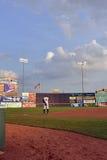 New York Yankees baseball player Alex Rodriguez rehab assignment Royalty Free Stock Photo