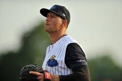 New York Yankees baseball player Alex Rodriguez rehab assignment Stock Photo