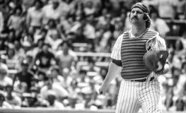 New York Yankees Legend Thurman Munson Stock Photo