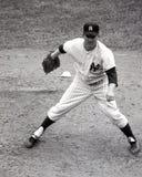 New York Yankees legend Whitey Ford. Stock Image
