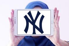 New York Yankees, ny klubu sportowego logo obrazy stock