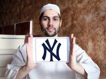 New York Yankees, ny klubu sportowego logo obrazy royalty free