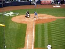 New York Yankies v Texas Rangers Stock Image