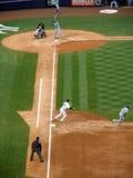 New York Yankies v Texas Rangers Stock Images