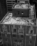 New- Yorkbeschaffenheit Lizenzfreies Stockfoto