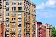 New- Yorkbildung Stockfoto