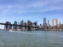New- Yorkbrücke Stockfotografie