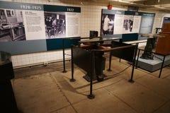 New- Yorkdurchfahrt-Museum 120 Lizenzfreie Stockbilder
