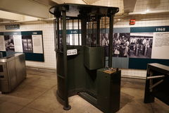 New- Yorkdurchfahrt-Museum 44 Stockbilder