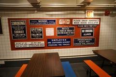 New- Yorkdurchfahrt-Museum 87 Lizenzfreies Stockbild