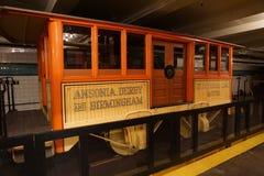 New- Yorkdurchfahrt-Museum 163 Lizenzfreies Stockbild