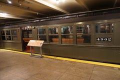 New- Yorkdurchfahrt-Museum 169 Lizenzfreies Stockbild