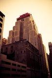 New- Yorkergebäude, New York Lizenzfreies Stockbild