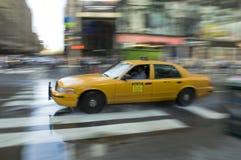 New- Yorkfahrerhaus Stockfotografie
