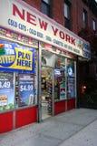 New- YorkFeinkostgeschäft Stockfoto