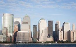 New- Yorkfinanzbüros Stockfotografie