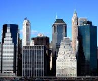 New- Yorkhimmelschaber Lizenzfreie Stockbilder