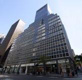 New- Yorkhoher Anstieg auf 3. Allee lizenzfreie stockfotos