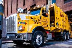 New- YorkMüllabfuhr lizenzfreie stockfotos