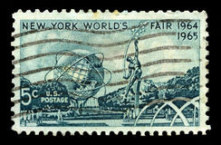 New Yorks Worlds Fair Stock Image