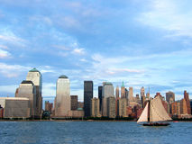 New- YorkSkyline Stockbilder