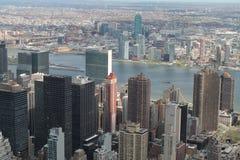 New- YorkStadtbild Lizenzfreie Stockfotografie