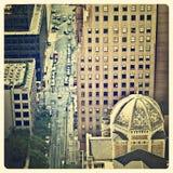 New- Yorkstraßen Lizenzfreie Stockfotos