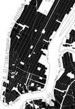 New- Yorkstraßenbeschaffenheit lizenzfreie abbildung