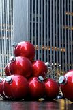 New- Yorkweihnachten Stockfoto
