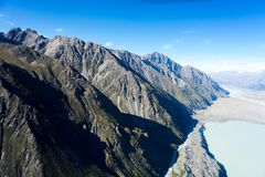 New Zealand Royaltyfria Bilder