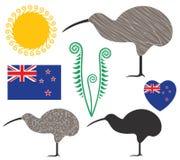New Zealand Arkivfoto