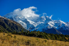 New Zealand - Aoraki National Park Stock Photos