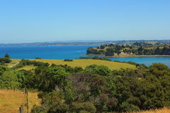 New Zealand. Beautiful picture of lovely New Zealand Royalty Free Stock Photos