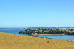 New Zealand. Beautiful picture of lovely New Zealand Stock Image