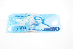 New zealand cash Royalty Free Stock Photo