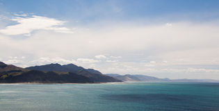 New Zealand Coast Royalty Free Stock Photo