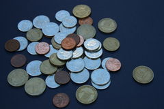 New Zealand coins Stock Photography