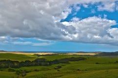 New Zealand Far North Landscape Stock Photography