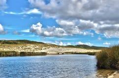 New Zealand Far North Landscape Royalty Free Stock Photos