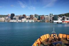 New Zealand ferry Stock Photography