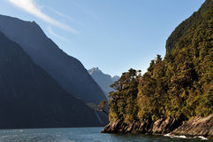 New Zealand Fiordland Stock Photos