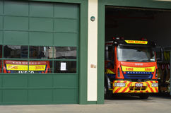 New Zealand Fire Service Royalty Free Stock Images