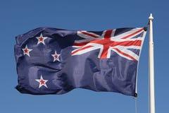 New Zealand Flag Royalty Free Stock Photos