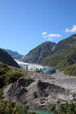 New Zealand glacier Stock Photo