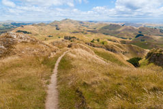 New Zealand Hills Royalty Free Stock Photos