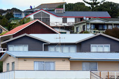 New Zealand Housing Property and Real Estate Stock Photo