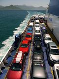 New Zealand: interislander car ferry v Stock Photos