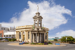 New Zealand Invercargill Town Centre royalty free stock photography