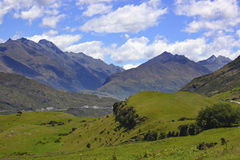 New Zealand Landscape Stock Images