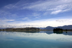 New Zealand landscape Royalty Free Stock Images